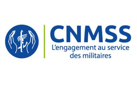 LOGO CNMSS - Nos partenaires Ange Gardien services à la personne à Uzès