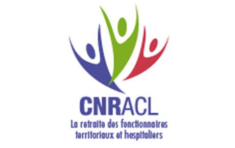 LOGO CNRACL - Nos partenaires Ange Gardien services à la personne à Marguerittes